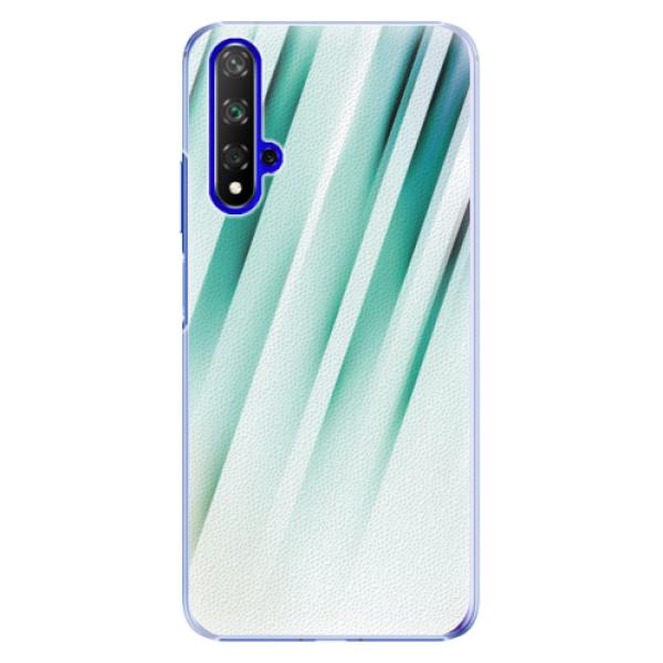 Plastové pouzdro iSaprio - Stripes of Glass - Huawei Honor 20