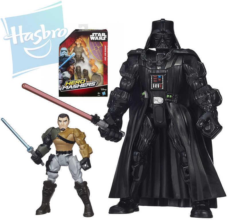 HASBRO Akční figurka Star Wars Hero Mashers různé druhy plast