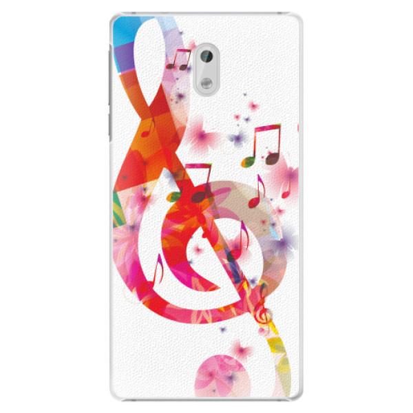 Plastové pouzdro iSaprio - Love Music - Nokia 3