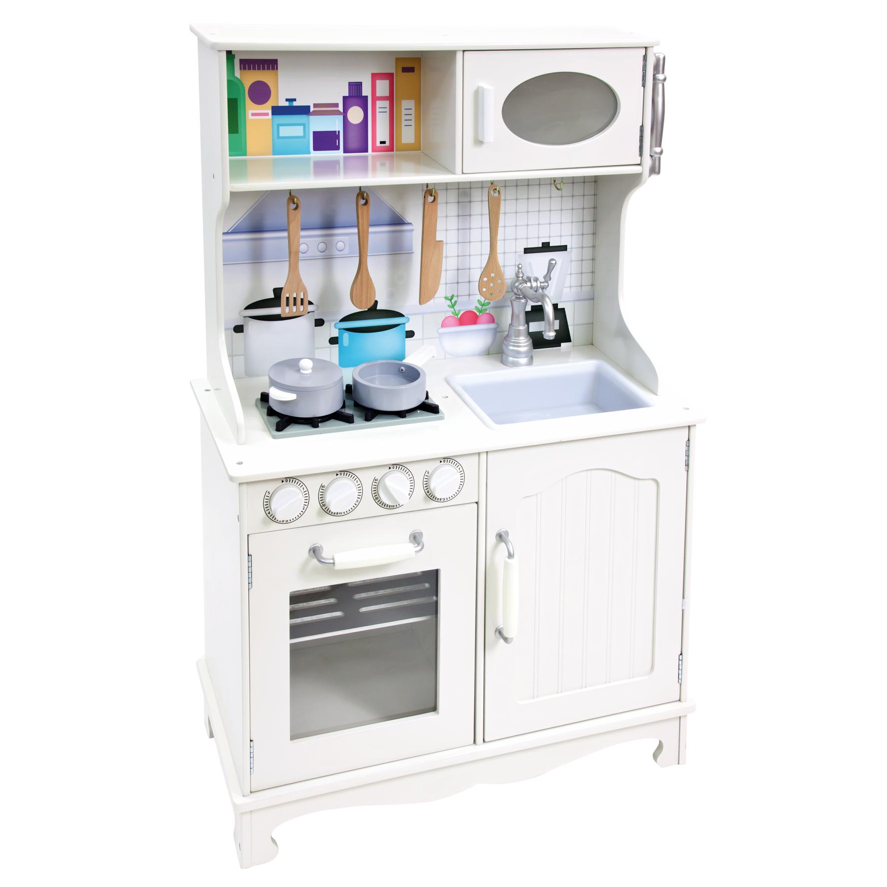 """Dětská kuchyňka """"Provence""""bílá"""