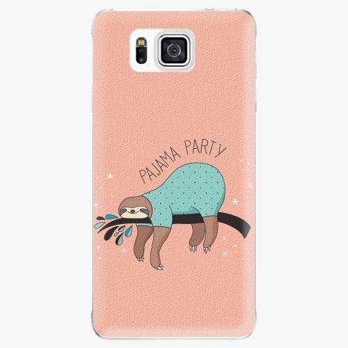 Plastový kryt iSaprio - Pajama Party - Samsung Galaxy Alpha