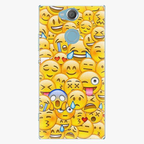 Plastový kryt iSaprio - Emoji - Sony Xperia XA2