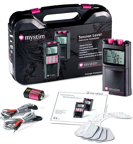 Elektrický stimulátor Mystim
