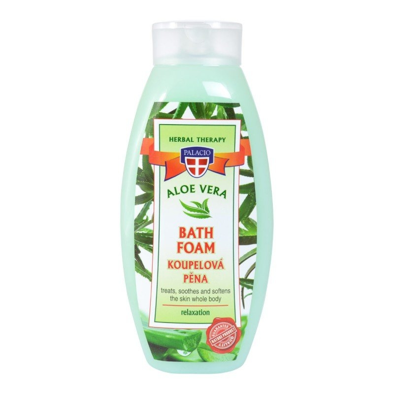 Aloe Vera pěna do koupele, 500ml