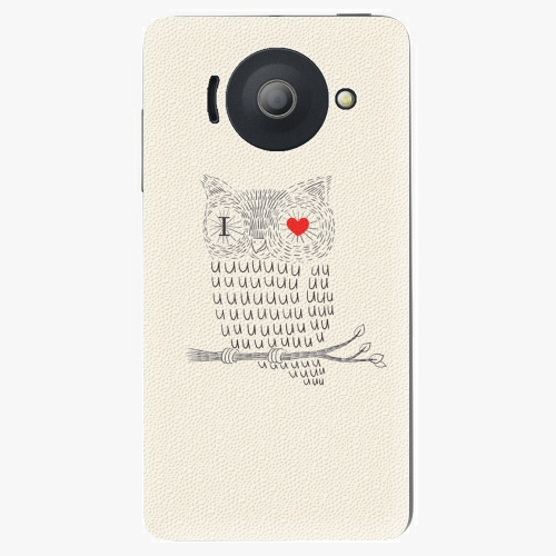 Plastový kryt iSaprio - I Love You 01 - Huawei Ascend Y300
