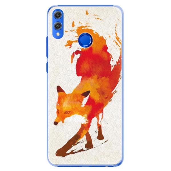 Plastové pouzdro iSaprio - Fast Fox - Huawei Honor 8X