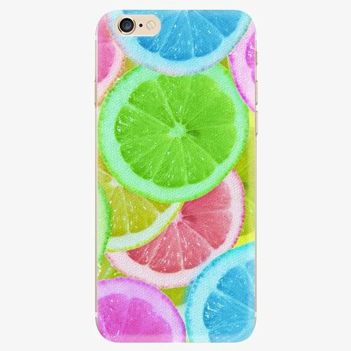 Plastový kryt iSaprio - Lemon 02 - iPhone 6/6S