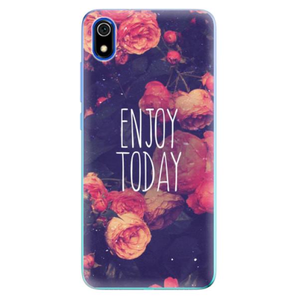 Odolné silikonové pouzdro iSaprio - Enjoy Today - Xiaomi Redmi 7A