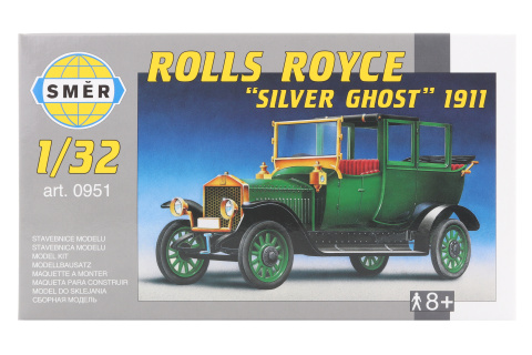 Rolls Royce Silver Ghost 1911 1:32