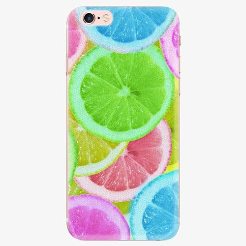 Silikonové pouzdro iSaprio - Lemon 02 - iPhone 7