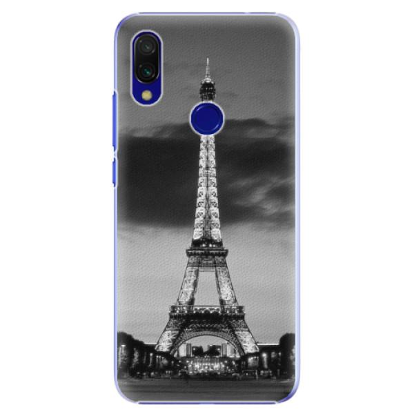 Plastové pouzdro iSaprio - Midnight in Paris - Xiaomi Redmi 7