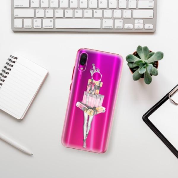 Plastové pouzdro iSaprio - Queen of Shopping - Xiaomi Redmi Note 7