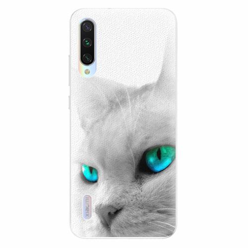 Silikonové pouzdro iSaprio - Cats Eyes - Xiaomi Mi A3