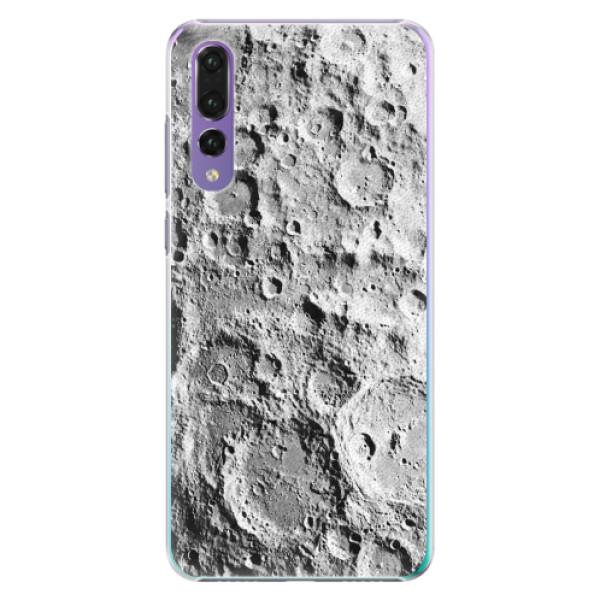 Plastové pouzdro iSaprio - Moon Surface - Huawei P20 Pro