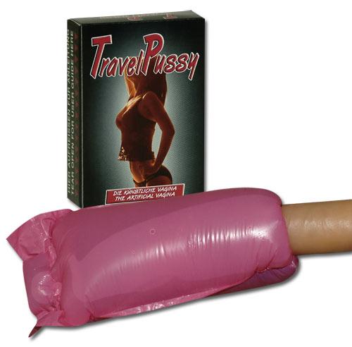 Cestovní vagína - Travel Pussy
