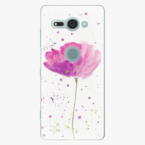 Plastový kryt iSaprio - Poppies - Sony Xperia XZ2 Compact