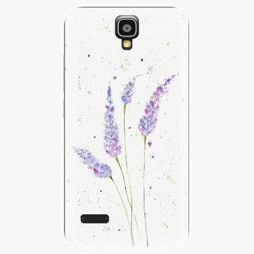 Plastový kryt iSaprio - Lavender - Huawei Ascend Y5