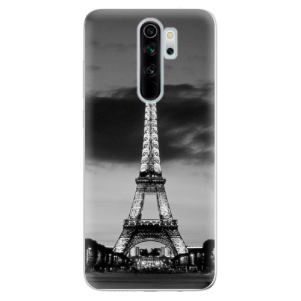 Odolné silikonové pouzdro iSaprio - Midnight in Paris - Xiaomi Redmi Note 8 Pro