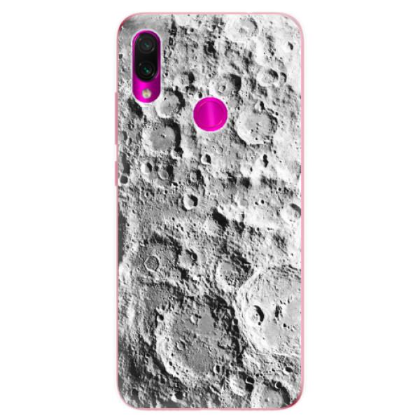 Odolné silikonové pouzdro iSaprio - Moon Surface - Xiaomi Redmi Note 7
