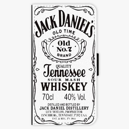 Flipové pouzdro iSaprio - Jack White - Samsung Galaxy A5