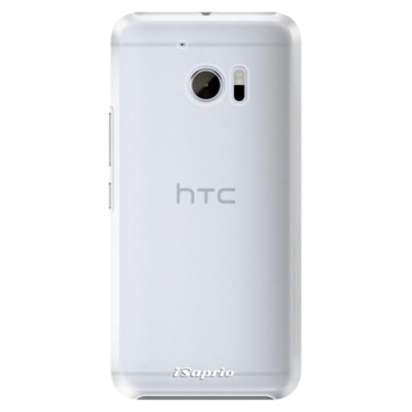 Plastové pouzdro iSaprio - 4Pure - mléčný bez potisku - HTC 10
