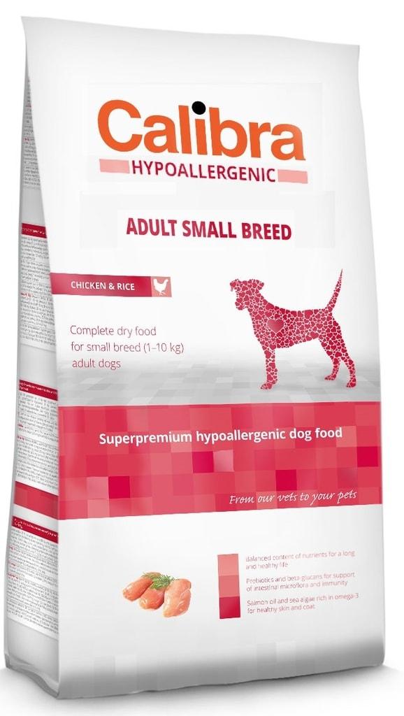 Calibra Dog HA Adult Small Breed Chicken2kg