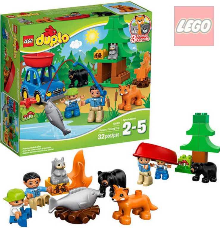 LEGO DUPLO Výprava na ryby 10583