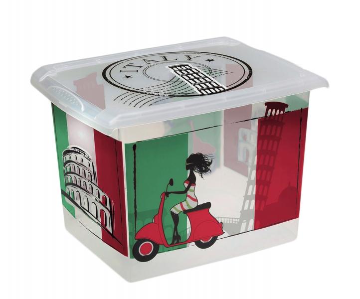 Plastový box Itálie - 20,5l