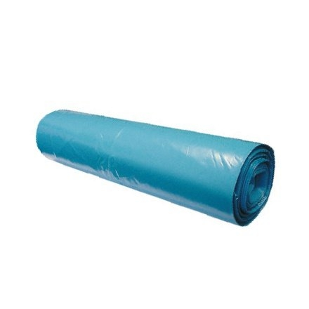 Pytle 35 L na odpadky zatahovací modrá, 20 ks