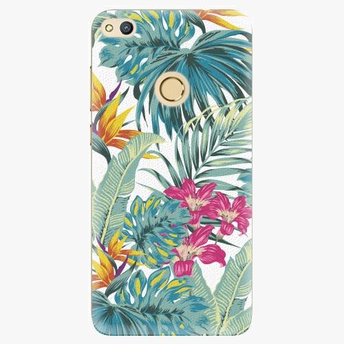 Plastový kryt iSaprio - Tropical White 03 - Huawei Honor 8 Lite