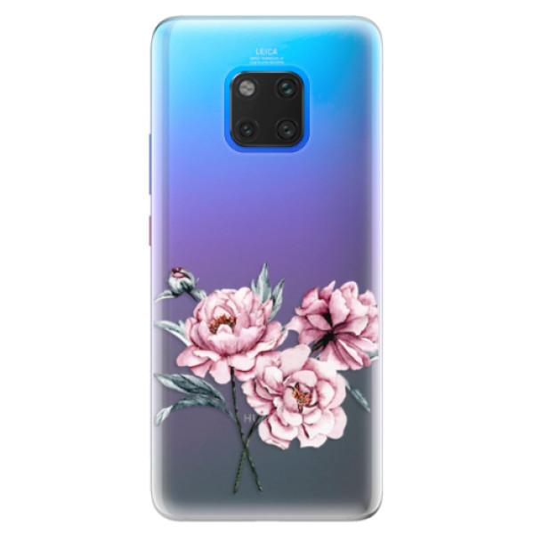 Silikonové pouzdro iSaprio - Poeny - Huawei Mate 20 Pro