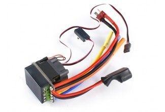 Regulátor pro střídavé motory 45A VRX/H0026