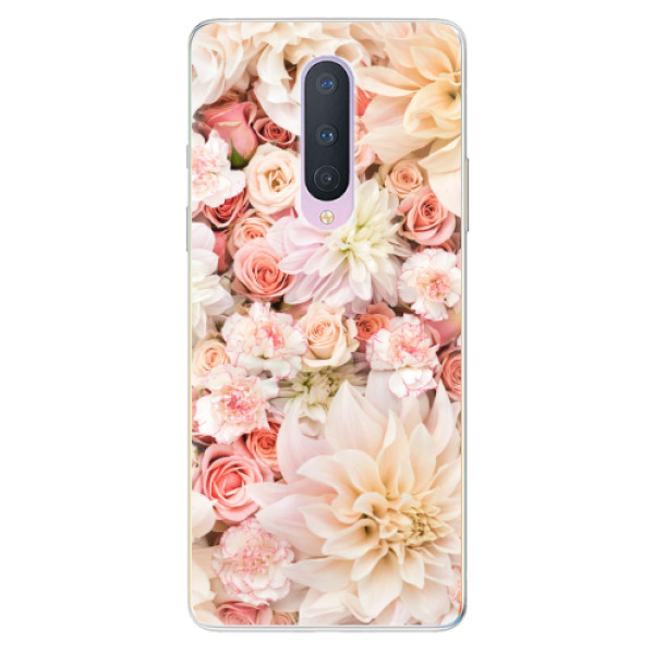 Odolné silikonové pouzdro iSaprio - Flower Pattern 06 - OnePlus 8