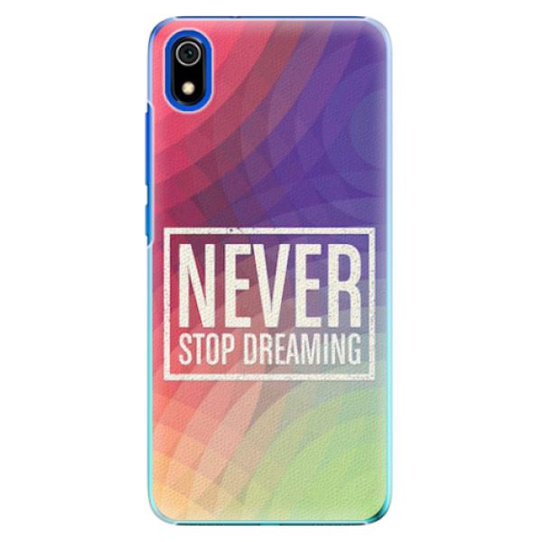 Plastové pouzdro iSaprio - Dreaming - Xiaomi Redmi 7A