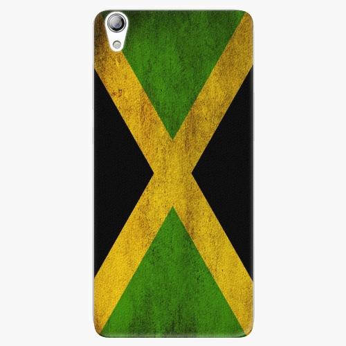 Plastový kryt iSaprio - Flag of Jamaica - Lenovo S850