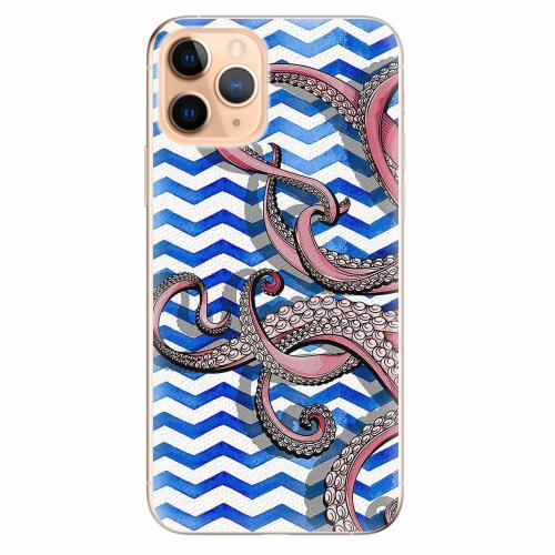 Silikonové pouzdro iSaprio - Octopus - iPhone 11 Pro