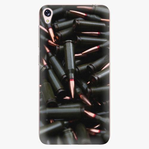 Plastový kryt iSaprio - Black Bullet - Asus ZenFone Live ZB501KL