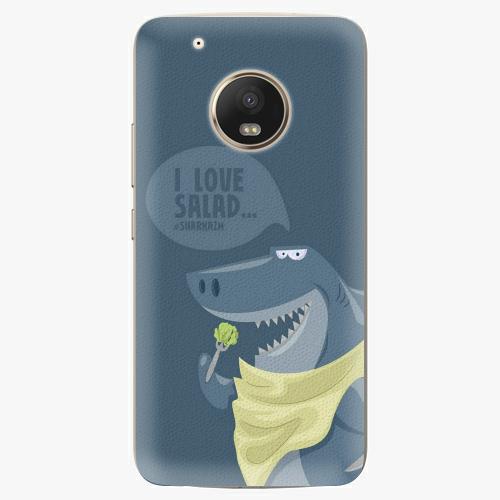 Plastový kryt iSaprio - Love Salad - Lenovo Moto G5 Plus