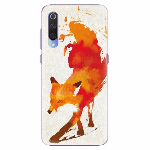 Plastový kryt iSaprio - Fast Fox - Xiaomi Mi 9