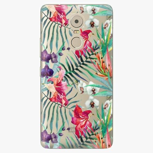 Plastový kryt iSaprio - Flower Pattern 03 - Lenovo K6 Note