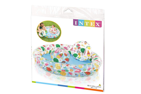 INTEX Bazénový set hvězdičky