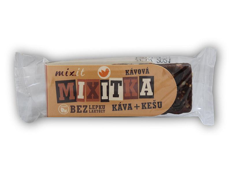 Mixitka bez <b>lepku</b> káva + <b>kešu</b> 50g