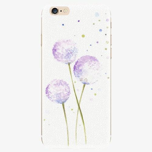 Plastový kryt iSaprio - Dandelion - iPhone 6/6S