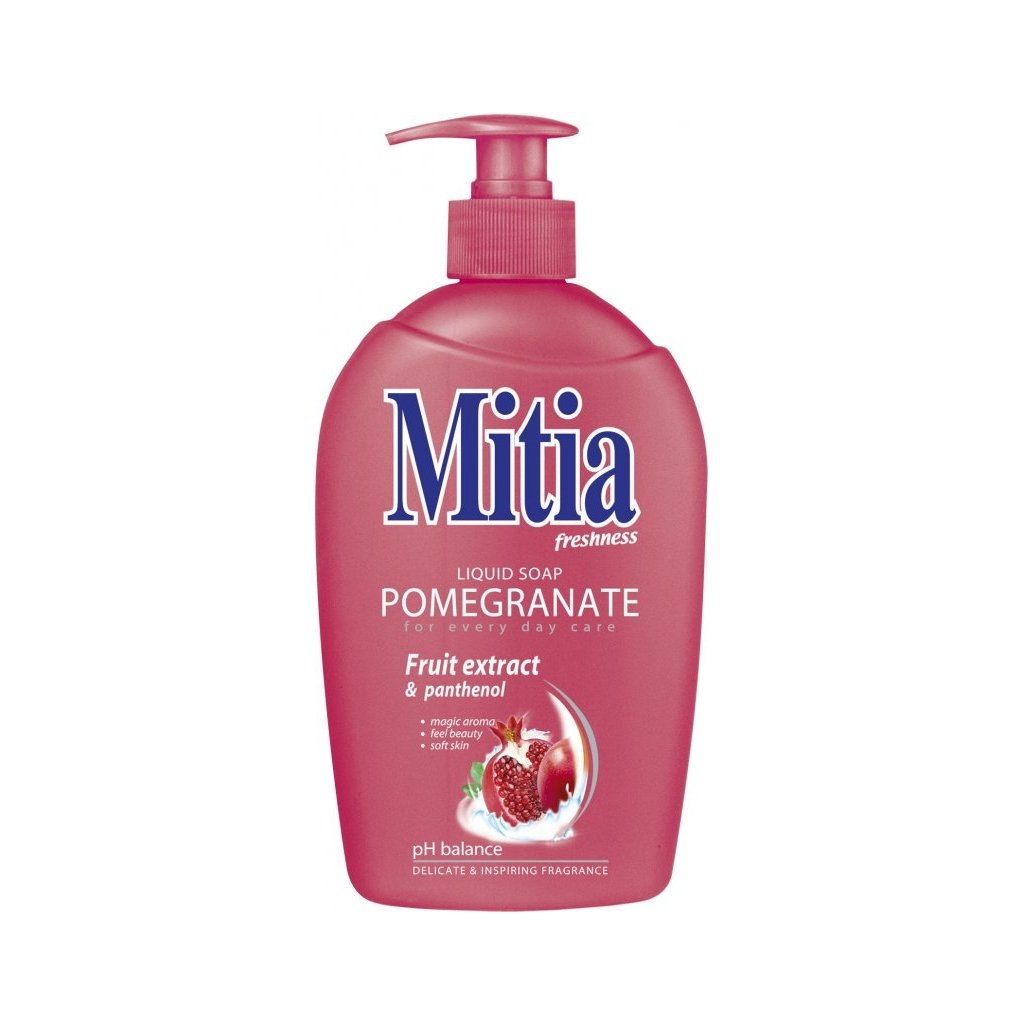 Pomegranate tekuté mýdlo 500ml