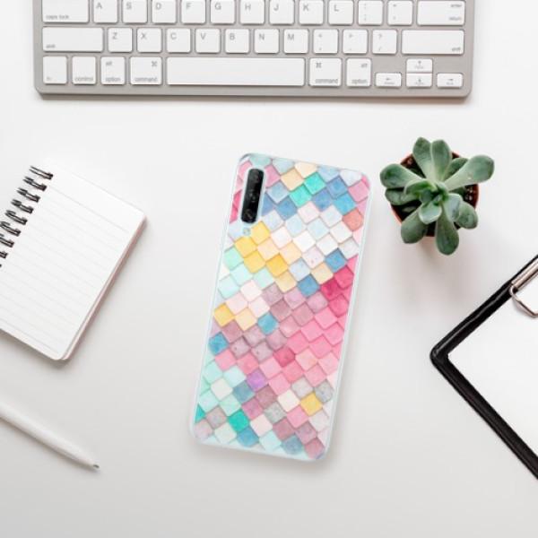 Odolné silikonové pouzdro iSaprio - Roof - Huawei P Smart Pro