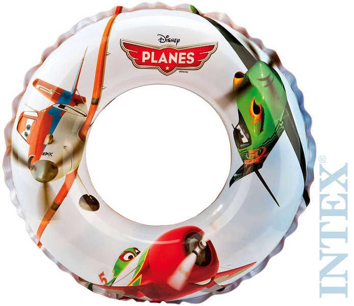 INTEX Kruh nafukovací 61cm do vody PLANES (Letadla)