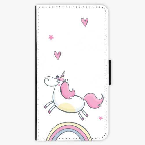Flipové pouzdro iSaprio - Unicorn 01 - Nokia 3
