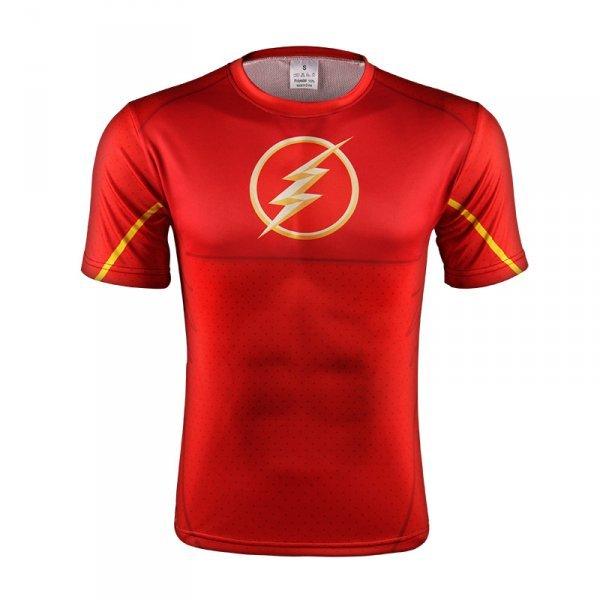 Sportovní tričko - Flash - Velikost - M