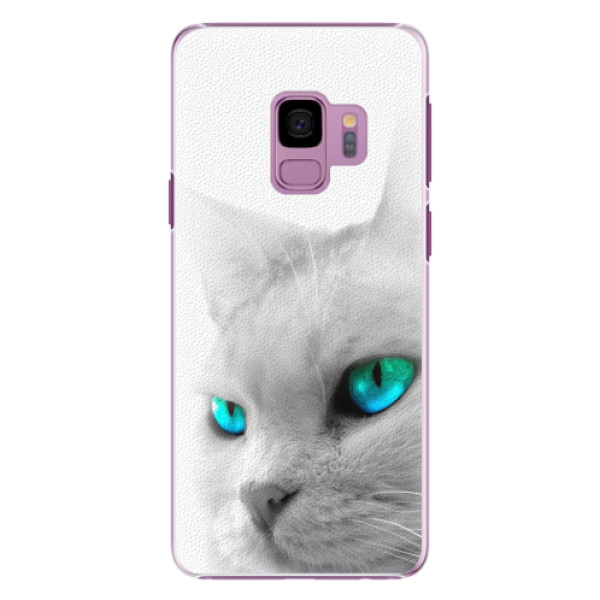 Plastové pouzdro iSaprio - Cats Eyes - Samsung Galaxy S9