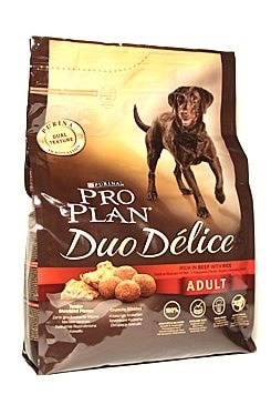 ProPlan Dog Adult Duo Délice Beef 2,5kg